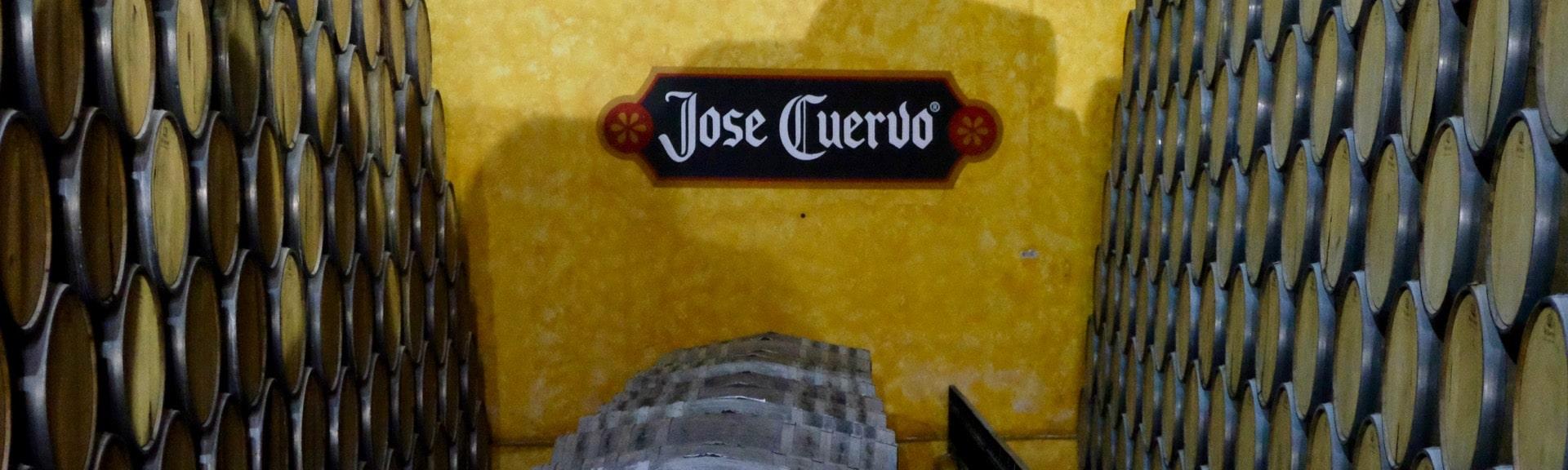 Jose Cuervo Destillery